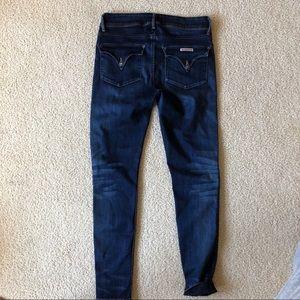 Hudson Mid-rise Skinny Jean